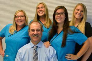 Quinton Dentist team